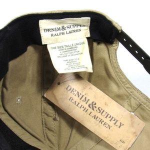 e318c3657f772 Ralph Lauren Accessories - Ralph Lauren Denim   Supply Men s Trucker Cap Hat